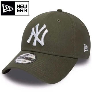 ニューエラー(NEW ERA)のニューエラ キャップ NY ヤンキース カーキ 緑 グリーン みどり(キャップ)