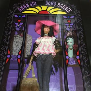 ANNA SUI - アナスイ バービードール 着せ替え人形セット ANNA SUI 25000体限定