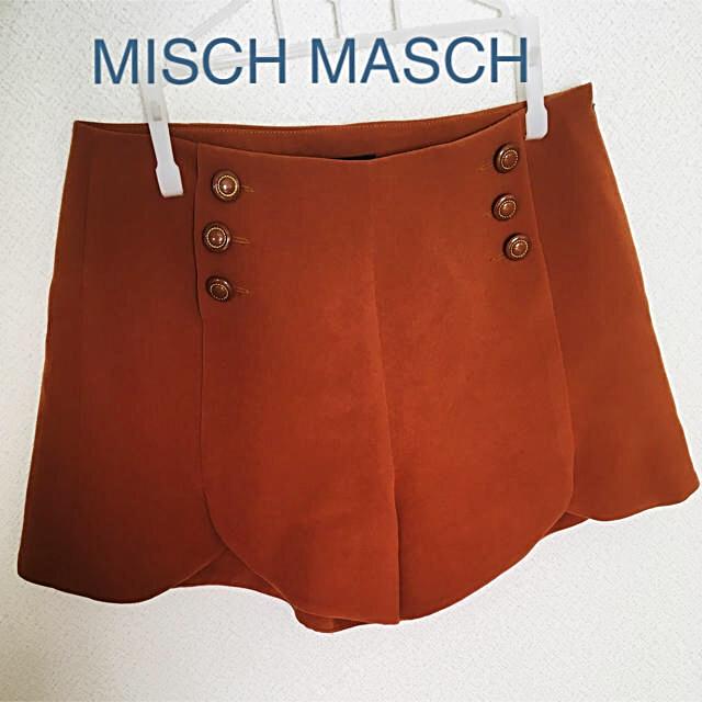 MISCH MASCH(ミッシュマッシュ)のMISCH MASCH ショートパンツ レディースのパンツ(ショートパンツ)の商品写真