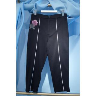 ミルクボーイ(MILKBOY)の超希少 milkboy ROSE BUD PANTS パンツ バラ 薔薇 ローズ(その他)