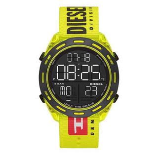 ディーゼル メンズ クラッシャー デジタル 時計 DZ1895 (腕時計(デジタル))