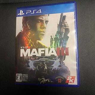 プレイステーション4(PlayStation4)のマフィア III PS4 美品(家庭用ゲームソフト)