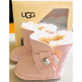 アグ(UGG)の新品 アグ ベビームートン(ブーツ)