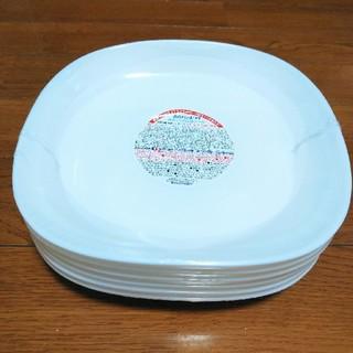 山崎製パン - ヤマザキパン祭り 白いスクエアディッシュ 6枚セット (新品・未使用)