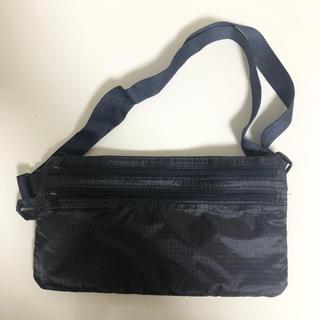 ムジルシリョウヒン(MUJI (無印良品))の無印良品のウェストバッグ(ボディバッグ/ウエストポーチ)
