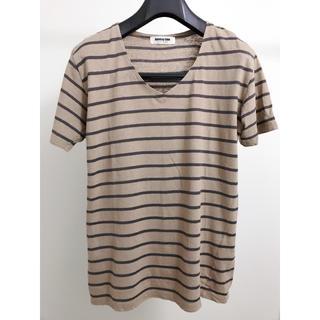 ビューティアンドユースユナイテッドアローズ(BEAUTY&YOUTH UNITED ARROWS)のmonkey time BEAUTY&YOUTH ボーダー Tシャツ カットソー(Tシャツ/カットソー(半袖/袖なし))