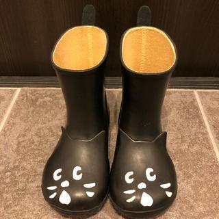 ネネット(Ne-net)のにゃー ネネット 長靴 レインブーツ 17cm(長靴/レインシューズ)