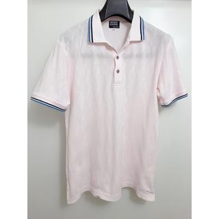 ティーケー(TK)のtk.TAKEO KIKUCHI   ポロシャツ ピンク(ポロシャツ)