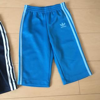 アディダス(adidas)のアディダス パンツ青のみ(トレーナー)