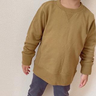 バックナンバー(BACK NUMBER)の長袖トレーナー back number(Tシャツ/カットソー)