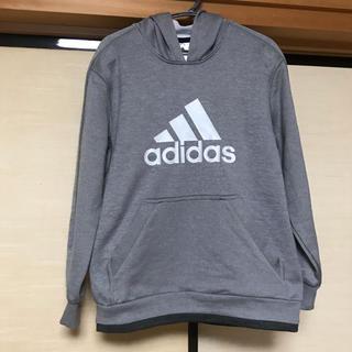 adidas - アディダス パーカー 140 子ども キッズ ジュニア