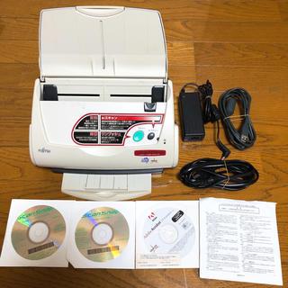 フジツウ(富士通)の【富士通】カラーイメージスキャナScanSnap fi-5110EOX2(PC周辺機器)