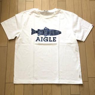 エーグル(AIGLE)のAIGLE Tシャツ XL(Tシャツ/カットソー(半袖/袖なし))