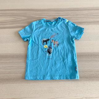 ポールスミス(Paul Smith)のポールスミス ベビー 半袖Tシャツ  サイズ2A 80〜90  ブルー(Tシャツ)