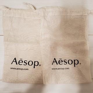 イソップ(Aesop)の5/24まで限定お値下げ✨イソップ 袋(ショップ袋)