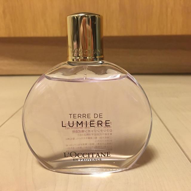 L'OCCITANE(ロクシタン)のロクシタン  テールドルミエール フレグランスヘアミスト コスメ/美容のヘアケア/スタイリング(ヘアウォーター/ヘアミスト)の商品写真