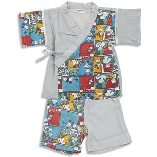 ディズニー(Disney)の甚平 ディズニー ミッキー(甚平/浴衣)