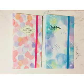 スマップ(SMAP)の新品☆ジャニーズ会報ファイル 20ポケット ピンク&ブルーセット(アイドルグッズ)
