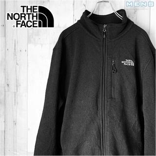 THE NORTH FACE - ザ ノースフェイス ジップアップ フリース ジャケット XL フリース ブルゾン