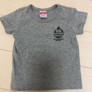 オイル(OIL)のオイル Tシャツ 90(Tシャツ/カットソー)