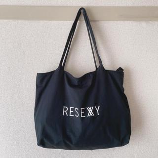 リゼクシー(RESEXXY)のRESEXXY トートバッグ エコバッグ(トートバッグ)