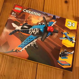レゴ(Lego)のLEGO プロペラ飛行機 レゴ クリエイター 31099(模型/プラモデル)