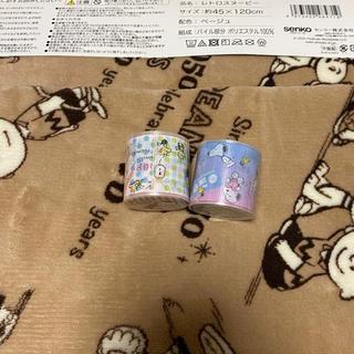 ピーナッツ(PEANUTS)のウリウリセレクト117(キッチンマット)
