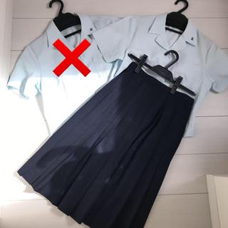 エル(ELLE)の夏用制服まとめ売り ELLE    TOMBOW学生服(セット/コーデ)