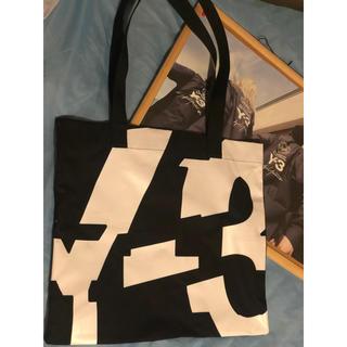 ワイスリー(Y-3)のy-3  トートバッグ 大  非売品  ヨウジヤマモト(トートバッグ)