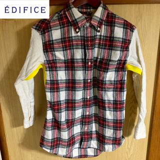 エディフィス(EDIFICE)のedifice mark mcnairy エディフィス マークマクナイリー(シャツ)