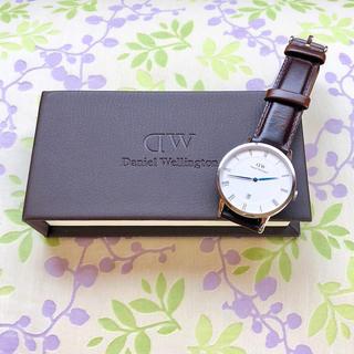 ダニエルウェリントン(Daniel Wellington)のDaniel Wellington  ㊱ 腕時計・稼動品✨(腕時計(アナログ))