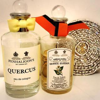 ペンハリガン(Penhaligon's)のペンハリガン クァーカスコロン&オレンジブロッサムオードトワレ100ml(香水(男性用))