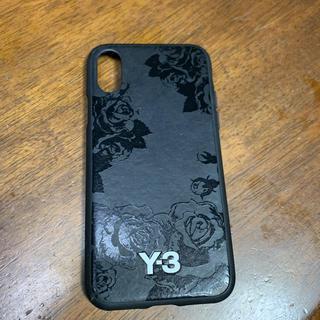 ワイスリー(Y-3)のY-3 iPhone X ケース(iPhoneケース)