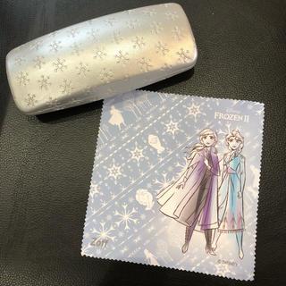 Zoff - 新品☆Zoffのアナ雪コラボメガネケース