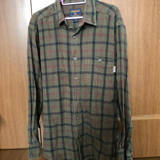 ウールリッチ(WOOLRICH)のメンズ♡ウールリッチチェックシャツ、M(シャツ)