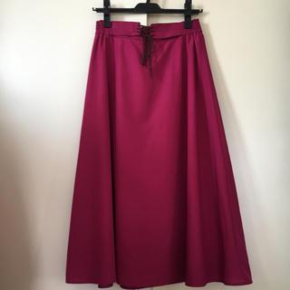 クチュールブローチ(Couture Brooch)のクチュールブローチ スカート フレアスカート テチチ ロペピクニック 好きにも(ひざ丈スカート)