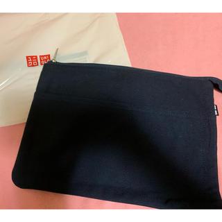 ユニクロ(UNIQLO)のユニクロ オリジナルバッグインバッグ (ポーチ)