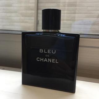 CHANEL - ブルー ドゥ シャネル オードゥ トワレット (ヴァポリザター) 100ml
