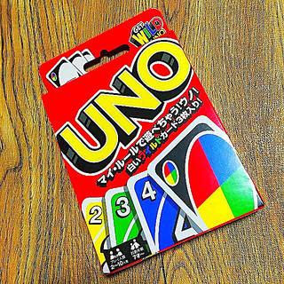 ウーノ(UNO)のUNO ウノ カードゲーム マテルインターナショナル(トランプ/UNO)