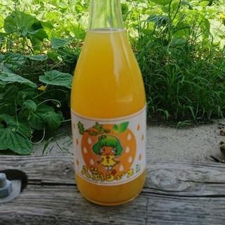和歌山県産 まーくん家のはっさくジュース 720ml 2本セット(フルーツ)