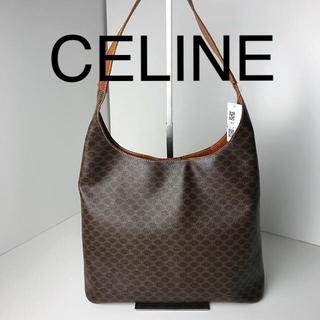 セフィーヌ(CEFINE)のCELINEセリーヌマカダムPVC ショルダーバッグ(ショルダーバッグ)