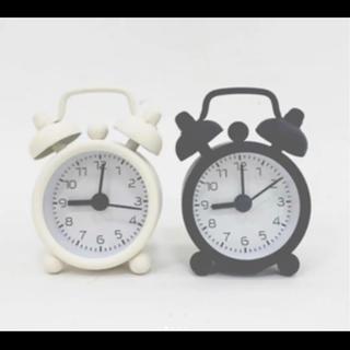 DAISO ミニ目覚まし時計(置時計)