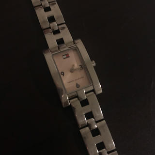 トミーヒルフィガー(TOMMY HILFIGER)のTOMMY HILFIGER シルバー腕時計(腕時計)