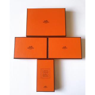 エルメス(Hermes)のHERMES エルメス 空箱 カード ノベルティ(ノベルティグッズ)