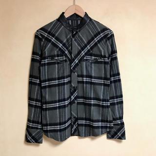 イサムカタヤマバックラッシュ(ISAMUKATAYAMA BACKLASH)のISAMUKATAYAMA BACKLASH /イサムカタヤマ チェックシャツ(シャツ)