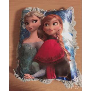 ディズニー(Disney)のアナと雪の女王 ジャンボクッション(クッション)