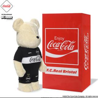 メディコムトイ(MEDICOM TOY)のBE@RBRICK F.C.Real Bristol × COCA-COLA(その他)