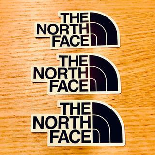ザノースフェイス(THE NORTH FACE)の【The North Face】3枚セット ノースフェイス ステッカー(その他)