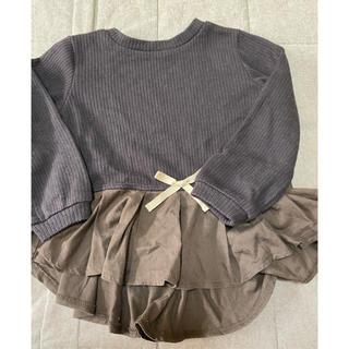 petit main - プティマイン トップス 110cm 長袖