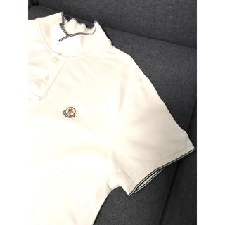 モンクレール(MONCLER)の正規 定価¥3万円 モンクレール  ポロシャツ(ポロシャツ)
